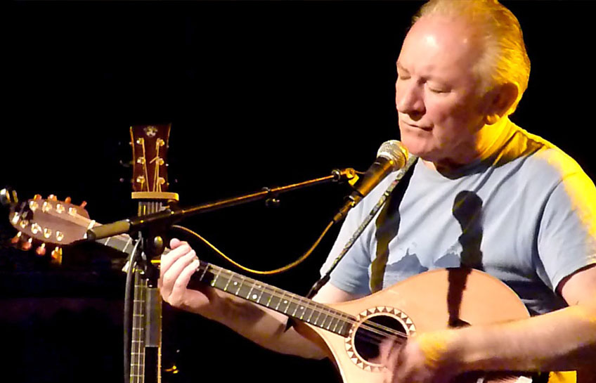 Donal Lunny at the Jim Dowling Uilleann Pipe and Trad Festival