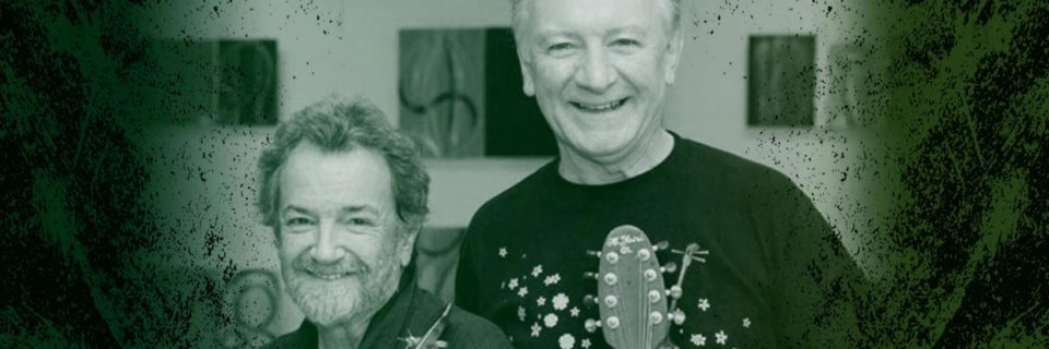 Andy Irvine and Dónal Lunny